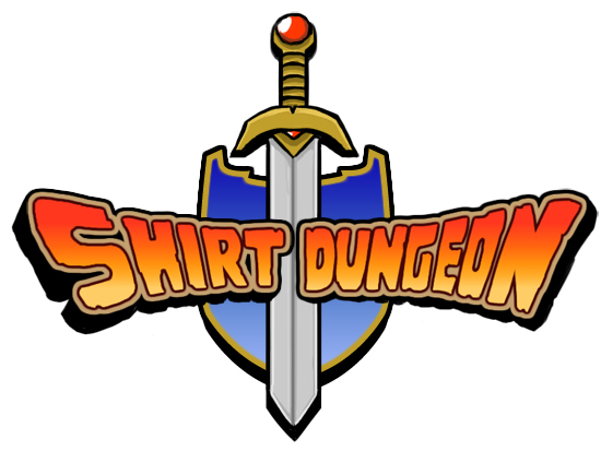 Shirt Dungeon Logo